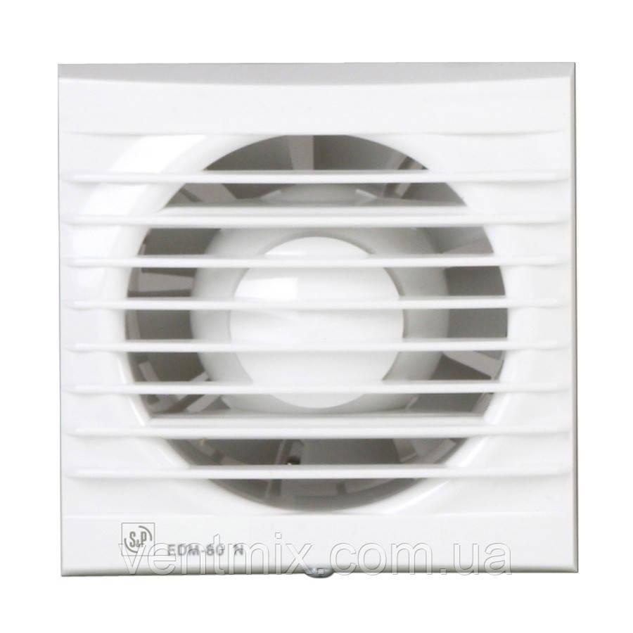 Вентилятор осевой вытяжной EDM-80 N