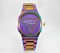 Часы Guess Rainbow 40mm Quartz. Реплика