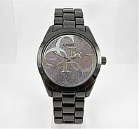 Часы Guess 40mm All Black Quartz. Реплика