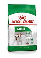 Royal Canin (Роял Канин) Mini Adult для взрослых собак мелких пород старше 10 месяцев, 4 кг