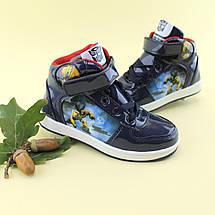 Детские ботинки  для мальчика демисезонные Трансформер ТомМ размер 29, фото 3