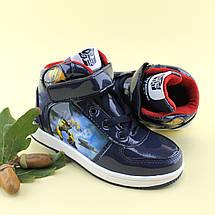 Детские ботинки  для мальчика демисезонные Трансформер ТомМ размер 29,30, фото 3