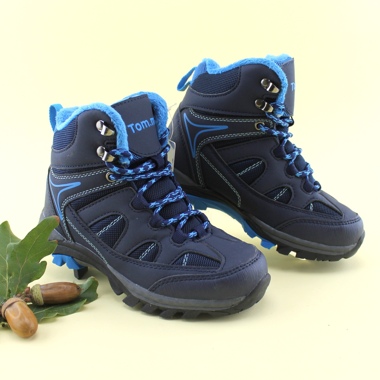 Детские ботинки типу Columbia  для мальчика ТМ ТомМ р. 32,37