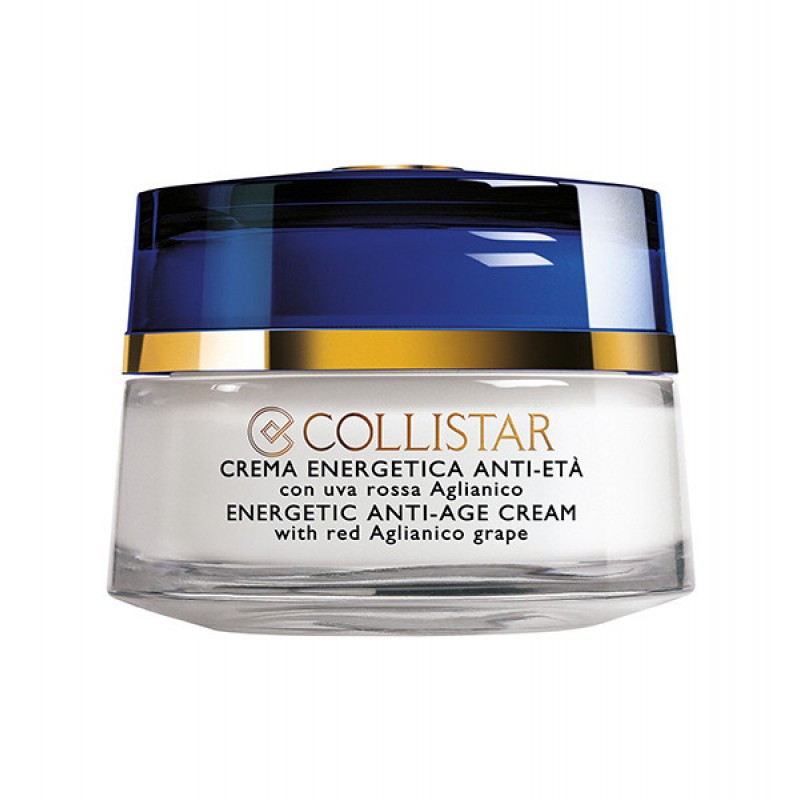 Энергетический крем против старения кожи Collistar Energetic Anti-Age Cream