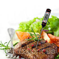 Термометр пищевой для мяса, молока, вина TP101, фото 2