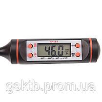 Термометр пищевой для мяса, молока, вина TP101, фото 3