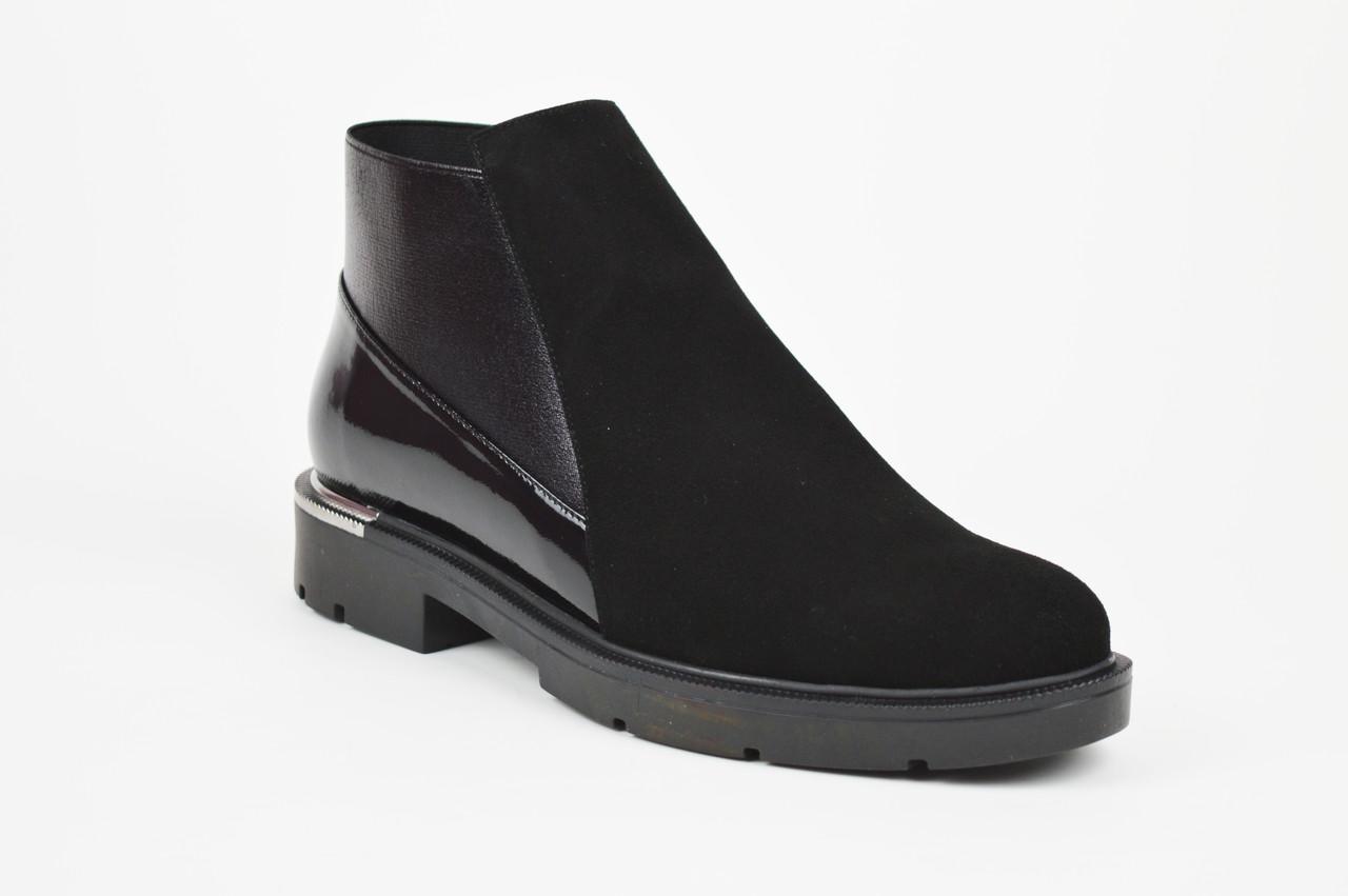 d0f0190ce Ботинки демисезонные Molly Bessa - КРЕЩАТИК - интернет магазин обуви в  Александрии