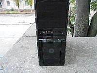 Корпус с 500Вт б.п. и кулерами (120мм и 60мм) Chieftec Black