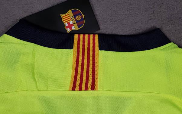 Детская футбольная форма Барселона (выездная), 2018-2019  продажа ... 02fc88a50ac