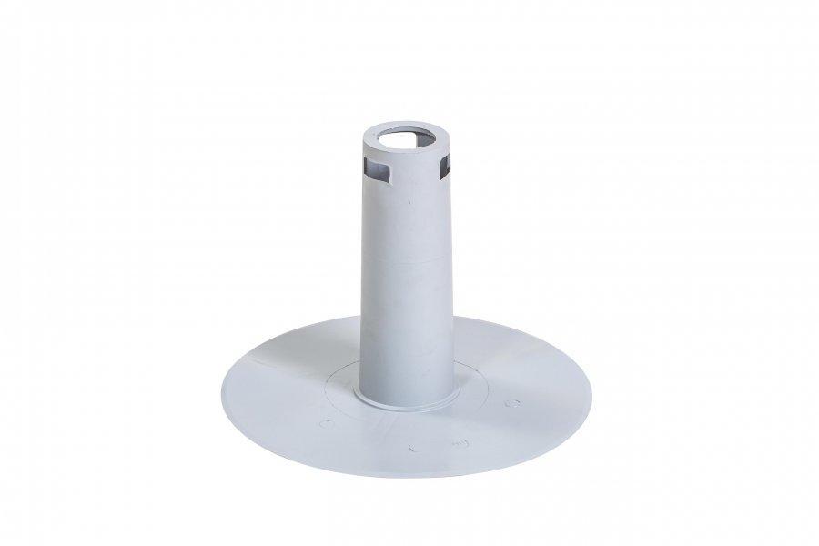 Флюгарка ПВХ Flagon діаметром 75 мм, висотою 240 мм (без ковпачка)