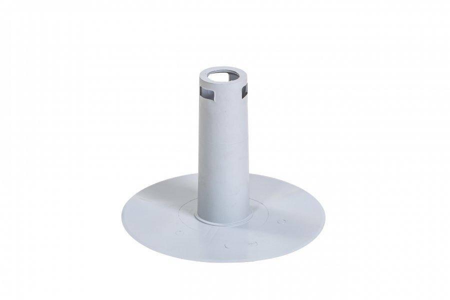 Флюгарка ПВХ Flagon діаметром 75 мм, висотою 240 мм (без ковпачка), фото 2
