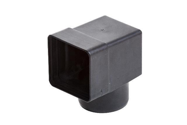 Адаптер для переливання воронки Flagon 100 х 100 мм діаметром 100 мм