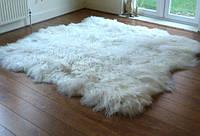 Ковер из 6-х овечьих шкур, фото 1