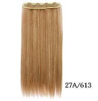 Купить недорого ровные трессы,накладные волосы 60 см(цвета в ассортименте), фото 1