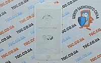 Защитное стекло 6D (монолит) для iPhone 8 Plus White