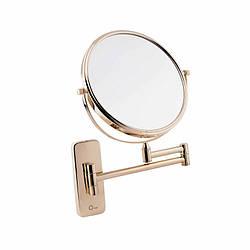 Косметическое зеркало Q-tap Liberty ORO 1147
