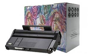 Картридж Ricoh SP-100LE (SP100LE) (407166) аналог совместимый (2.000 копий) PrinterMayin