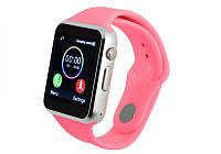 Умные часы Smart Watch UWatch A1 Pink (hub_Fjld12574_my)