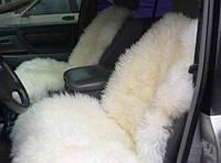 Авточехлы из натуральных овечьих шкур 5