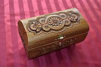 Шкатулка деревянная, фото 1