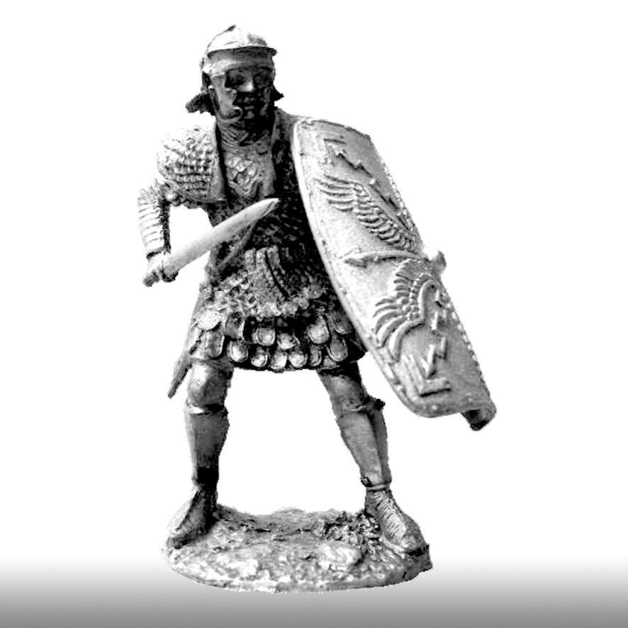 Легіонер, війна з Дакією