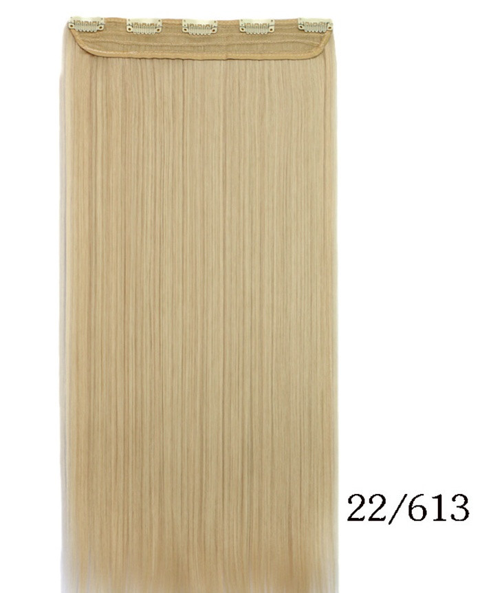 Купить недорого ровные трессы,накладные волосы 60 см(цвета в ассортименте)