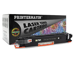 Картридж Сanon LBP7018c совместимый c чёрным тонером (1000 копий) PrinterMayin