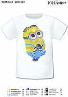 Детская футболка для вышивки бисером ФДМ-8 размер S