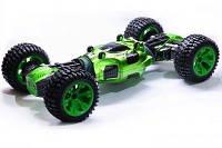 StreetGo - Радиоуправляемая машинка RC Crawler Car Double Side Green