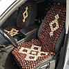 Деревянные массажные накидки для автомобиля Б26