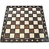 Деревянные шахматы без фигур. Доска шахматная 54 х 54 см