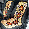 Деревянные автомассажеры Б33