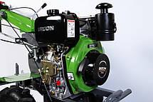 Дизельный мотоблок BIZON 1100A LUX, фото 3