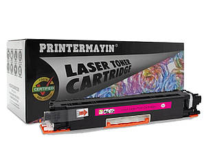 Картридж Сanon LBP7010c (LBP-7010) совместимый c пурпурным тонером (1000 копий) PrinterMayin