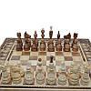 """Деревянные, резные шахматные фигуры """"Класические"""" №4. Ручная работа"""