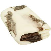Детское шерстяное одеяло. Динозавры