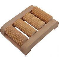Массажер для ног деревянный10