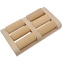 Массажер для ног, деревянный. 11