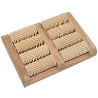 Массажер для ног деревянный 12