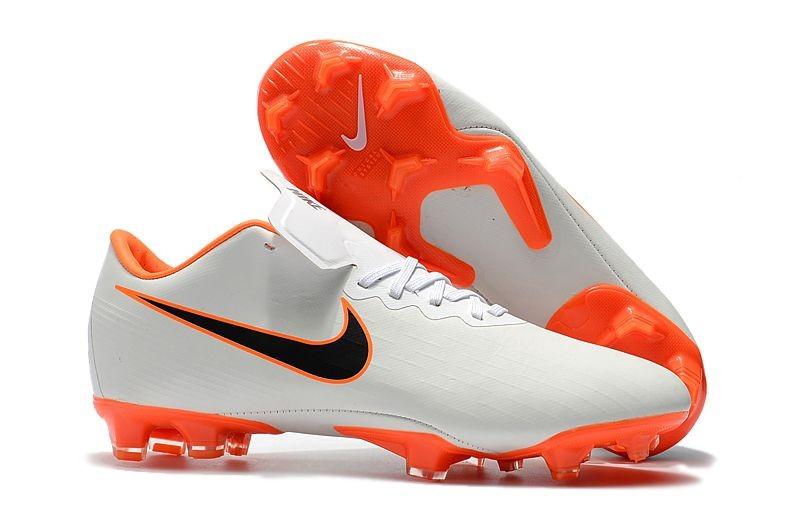 Бутсы Nike Mercurial Vapor XII FG white
