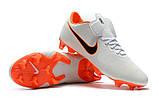 Бутсы Nike Mercurial Vapor XII FG white, фото 3