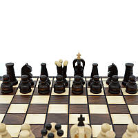 "Деревянные шахматные фигуры""Амбасадор"" №1"