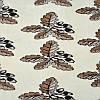 Шерстяное одеяло, 2х1,6 м. Дубовый лист