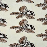 Шерстяное одеяло, 2х1,6 м. Дубовый лист, фото 1