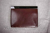 Кошелек тонкий GFF 5003-1150, натуральная кожа , фото 3