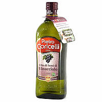 "Масло из виноградной косточки  ""PIETRO CORICELLI"" 1L."