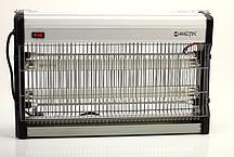 Электрическая ловушка для комаров и мух 100 кв. Польша Maltec