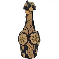 Декоративная бутылка 0,7 л. 22