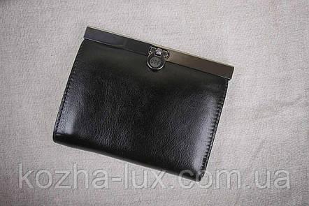 Кошелек тонкий GFF 5001-1150, натуральная кожа , фото 2