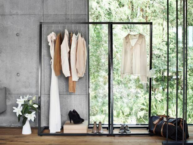 Рейлинг для одежды ЛОФТ в ассортименте